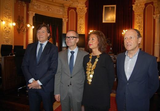 O secretario xeral para o Deporte fai públicos os Premios do Deporte Galego 2015