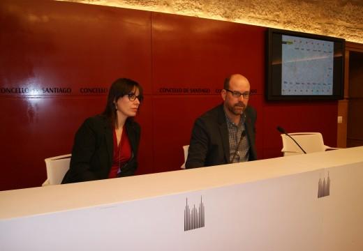 Compostela Colateral e o Mapa Literario de Santiago, achegas do Concello para a Feira do Libro de Bos Aires