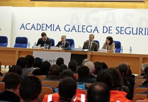 Preto de cen concellos formalizan a súa adhesión á Rede Dixital de Emerxencias da Xunta