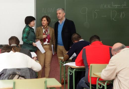 Comezan as probas de acreditación da lingua galega (Celga) que organiza a Secretaría Xeral de Política Lingüística e ás que están convocadas máis de 2.000 persoas