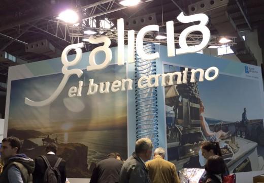 Galicia presenta a súa oferta turística 2016 en Cataluña, comunidade da que recibiu preto de 200.000 visitantes en 2015