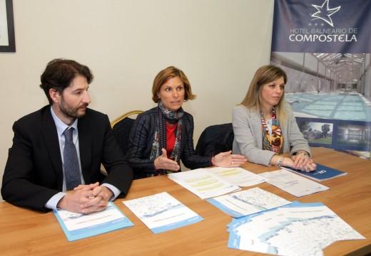 Turismo de Galicia pon en marcha menús saudables nos balnearios e un programa de termalismo dirixido aos peregrinos
