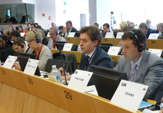As Rexións Europeas debaten a estratexia sobre migración e a reforma do sistema de asilo proposto pola Comisión Europea