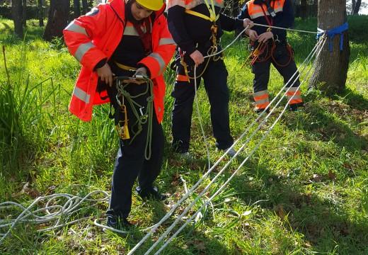 Aberta a inscrición para os probas de selección de novos voluntarios para a Agrupación de Voluntarios de Protección civil de Cambre