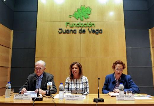 Beatriz Mato salienta que a paisaxe é unha realidade que define a Galicia a nivel cultural, ecolóxico, medio ambiental e social