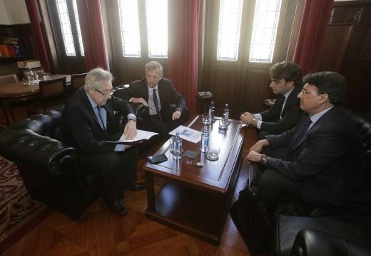 A Xunta reitera o seu compromiso na Administración de Xustiza coa posta en marcha do Plan de Eficiencia Enerxética e obras menores nos edificios xudiciais galegos