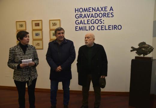 O Museo de Artes dedica unha nova serie sobre grandes gravadores galegos á figura do creador coruñés Emilio Celeiro