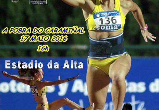 I Trofeo Atletismo Barbanza  – Día das Letras Galegas Estadio da Alta – A Pobra do Caramiñal 17 maio 2016