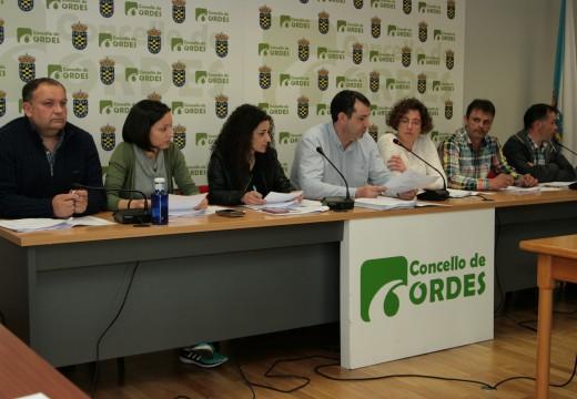 O Pleno de Ordes aproba a permuta de treitos de estradas autonómicas e locais coa Axencia Galega de Infraestruturas