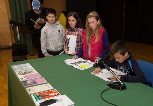 A Biblioteca municipal de San Sadurniño estrea a semana dos libros cun maratón de lectura