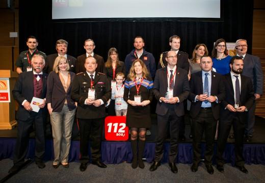 O Proxecto Ariem 112, desenvolvido pola Xunta, obtén o premio como mellor iniciativa europea de Cooperación Internacional en Emerxencias