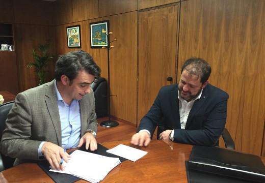 A Xunta limpará o río Anllóns ao seu paso por Ponteceso