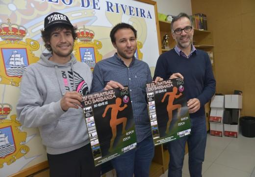 A cuarta edición do Ultratrail do Barbanza terá no parque García Bayón de Riveira o seus puntos de saída e de meta