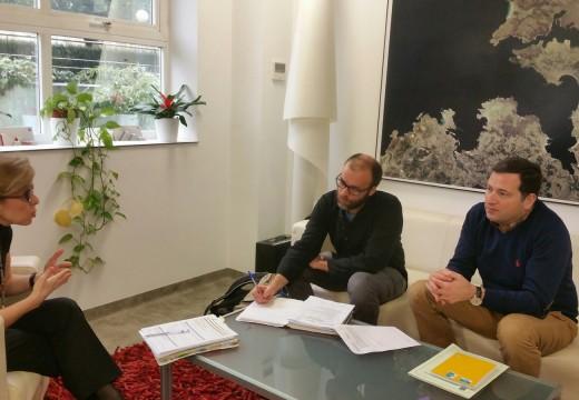 A Xunta colaborará co Concello das Pontes na redacción dun PXOM adaptado á nova Lei 2/2016 do solo de Galicia
