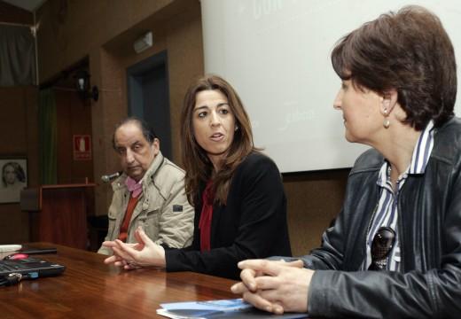 A Xunta informa ao alumnado de Ferrol sobre a campaña Comercio con talento co obxectivo de impulsar a innovación e o talento