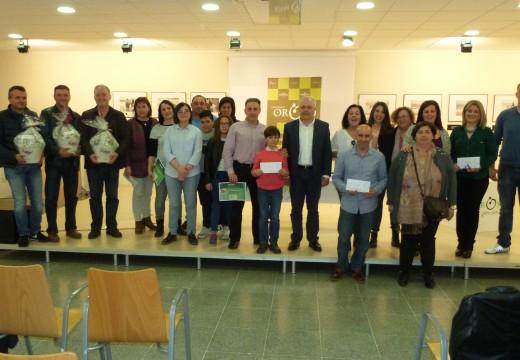 O Concello de Oroso entrega os premios do VII Concurso 'De tapa en tapa'