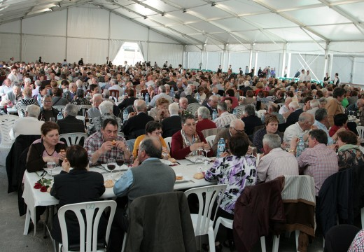 Ordes celebra a súa xuntanza de maiores