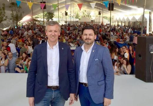 A Xunta agradece aos emigrantes galegos en México a transmisión do sentimento de galeguidade ás segundas xeracións, xa nadas na diáspora
