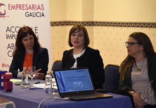 A Xunta reitera a importancia de visibilizar e promover a situación da muller no ámbito profesional e social