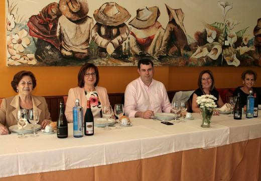 A Asociación de Amas de Casa e Consumidores de Ordes celebra o seu 30 aniversario