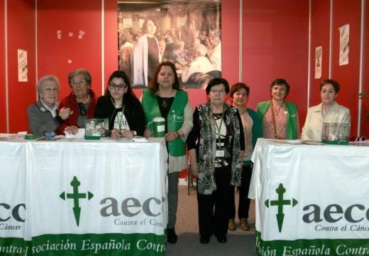 Récord de recadación da AECC en ExpoOrdes