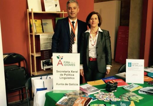 Valentín García participa en Valencia no I Seminario de Direccións Xerais de Política Lingüística