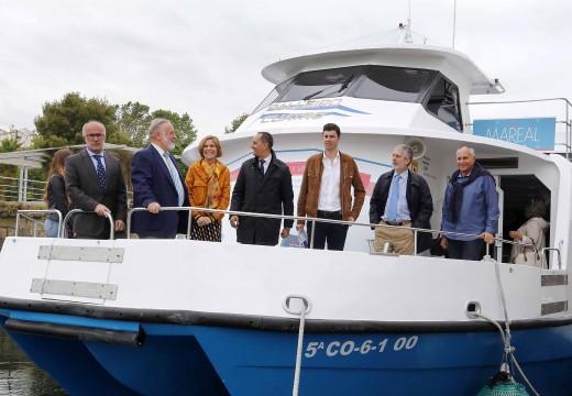 Nava Castro subliña que Galicia se posiciona a nivel internacional como destino de turismo náutico