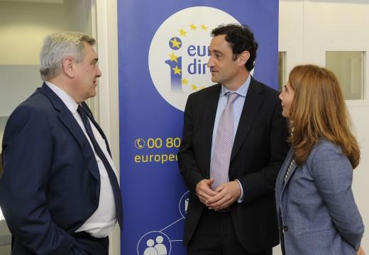 O Igape informa na Coruña sobre os instrumentos para achegar apoio integral aos investimentos en Galicia