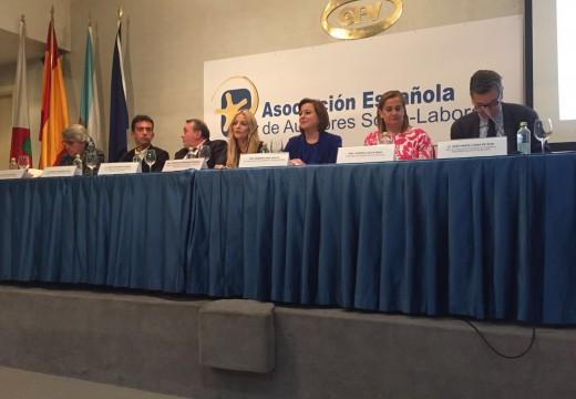 A Xunta destaca a importancia da posta en marcha do  protocolo de violencia de xénero destinado ás empresas