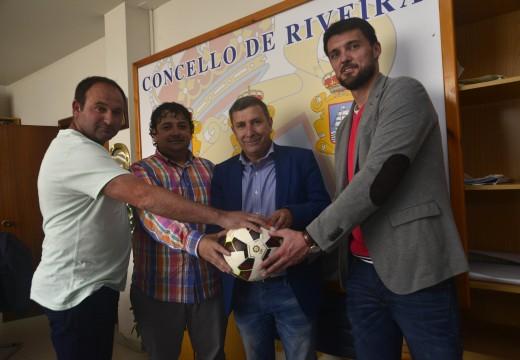 A Fieiteira acollerá este sábado o Campionato Galego de Fútbol Oito Alevín