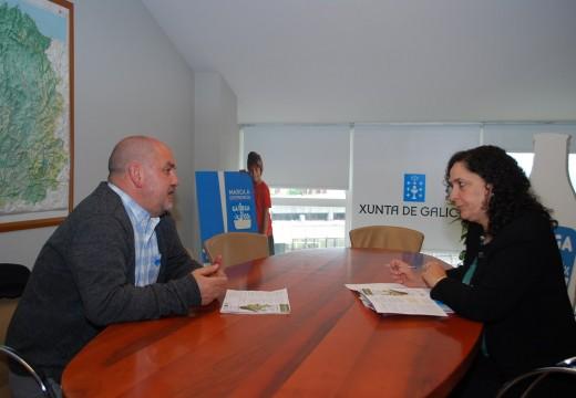 Belén do Campo valora a importancia do Congreso Nacional sobre Agricultura Ecolóxica que espera reunir en Lugo a uns 300 expertos