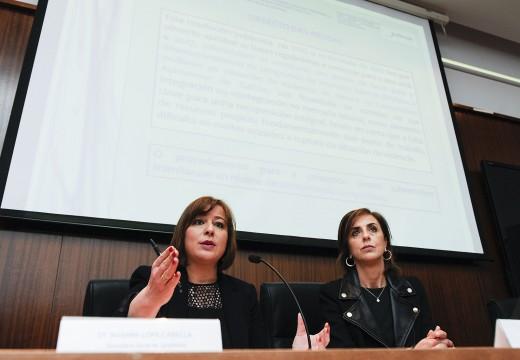 A Xunta presenta ás entidades socias da Coruña un programa pioneiro en España para a inserción laboral de mulleres vítimas de violencia de xénero