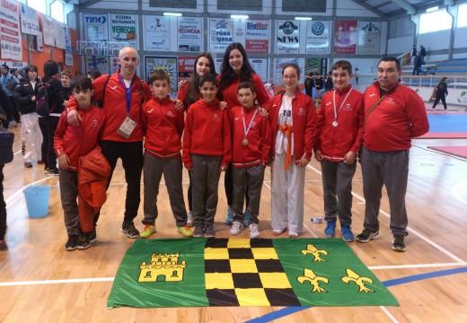Manuel Castro Rodríguez, do Boudsport, ouro no Campionato Galego 'Xogade'