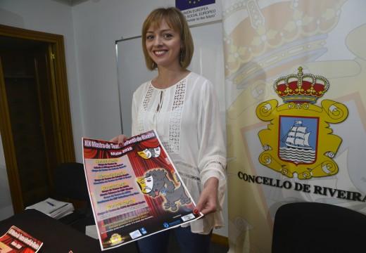 Sete grupos escolares integran o cartel da XIX Mostra de Teatro Infantil de Riveira
