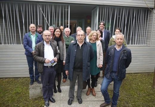 Os 20 concellos bañados polo Ulla presentan a 6º edición do xa consolidado programa 'Goza do Ulla' que pretende promocionar e potenciar o patrimonio natural