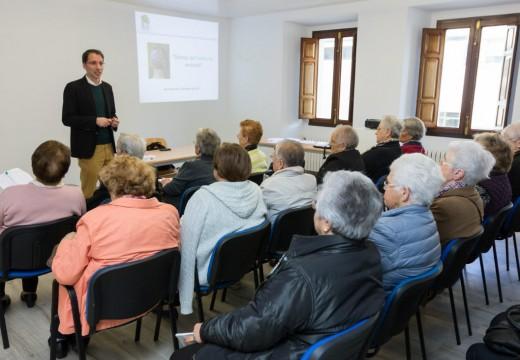 A Escola Galega de Saúde para a Cidadanía mostra en San Sadurniño como manexar o estrés e a ansiedade