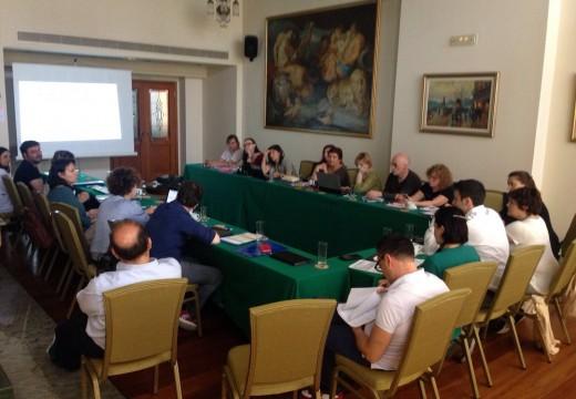 O Concello de San Sadurniño participa ata este venres na xuntanza de traballo sobre a integración no mercado laboral da mocidade que nin estuda nin traballa