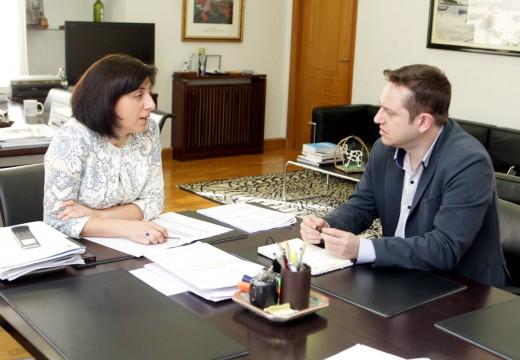 Mugardos recibirá máis de 40.000 euros para a mellora de camiños municipais de acceso a explotacións agrarias