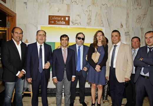 """Rey Varela celebra o Día da Once en Galicia poñendo en valor un """"sistema de prestación social sen equivalencia en ningún outro país do mundo"""""""