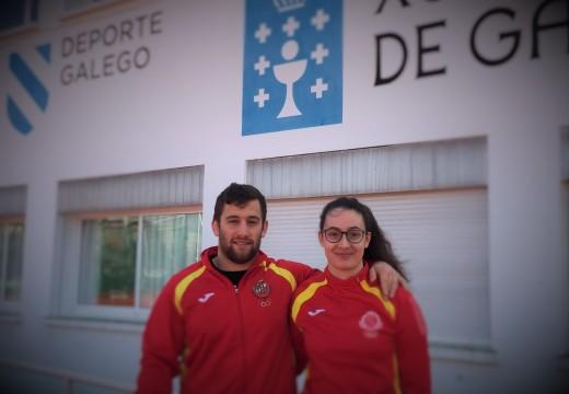 O loitador de Touro (Loxo) Damián Iglesias Vilela, acude concentrado o C.T.D de Palma de Mallorca