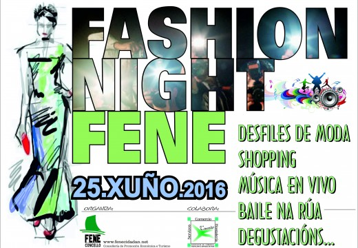 Fashion Night en Fene