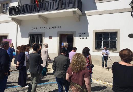 O Concello acolle un acto polo Día Internacional dos Refuxiados organizado pola ONG  Mestura