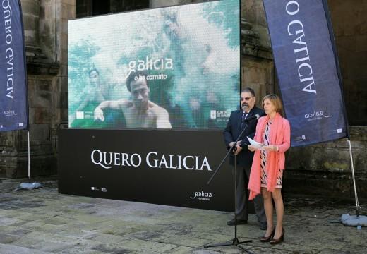 A Xunta promove o destino Galicia coa primeira campaña en formato selfie a nivel nacional
