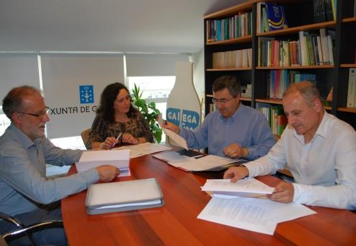 A Xunta apoia a creación dunha nova Indicación Xeográfica Protexida para a carne de vaca e boi de Galicia