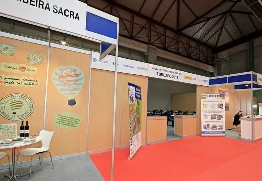 O sexto Salón Turístico de Galicia e a terceira edición de Festur celebráronse esta fin de semana no marco da Semana Verde
