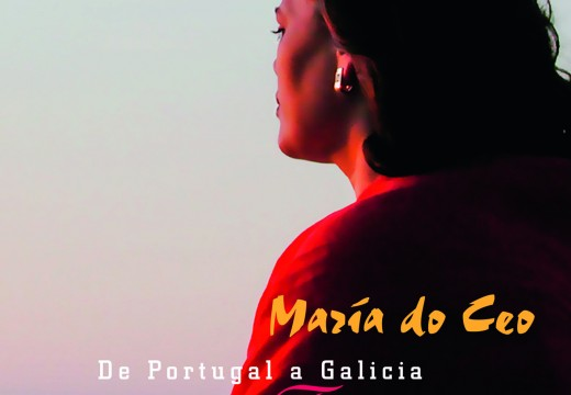 """A fadista María do Ceo dará un concerto o sábado 11 de xuño na Casa da Cultura de Lousame para presentar o seu novo disco """"De Portugal a Galicia"""""""