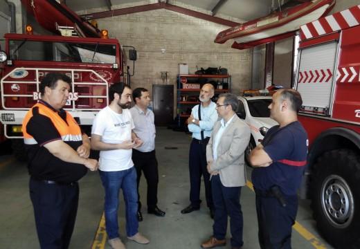 A Xunta pon en valor o labor altruísta e solidario das Agrupacións de Voluntarios de Protección Civil