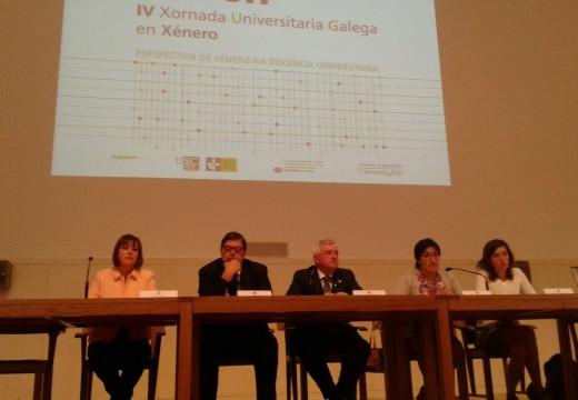 A Xunta auna esforzos coas universidades na sensibilización e na formación para avanzar cara á igualdade
