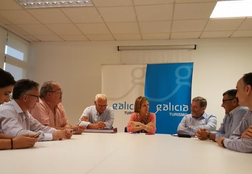 Turismo de Galicia achega máis de 800.000 euros para a sinalización e mellora do Camiño Francés