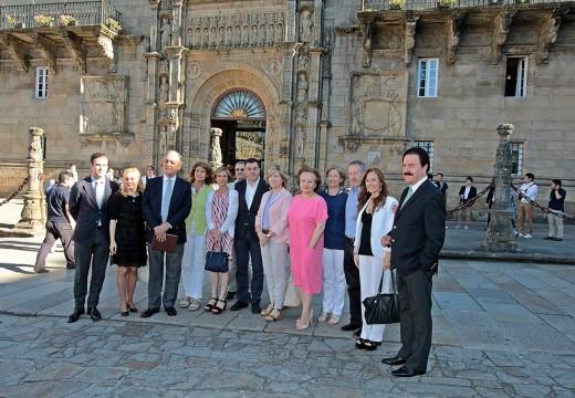 As xornadas 'Os Camiños de Santiago: visións dende Europa' evidencian o peso internacional acadado polas Rutas Xacobeas